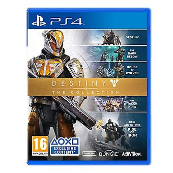 Destiny The Collection PS4 (GCAM English/Arabic Box) - DLC EXPIRED