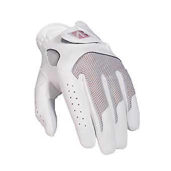Bridgestone Womens Cabretta Synthectic Leder Golf Handschuhe LH