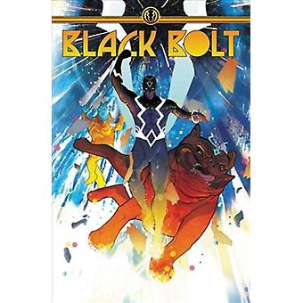 Black Bolt vol. 2 Home Free door BrianMichael Ahmed