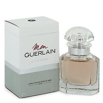 Mon guerlain eau de toilette spray by guerlain 547053 30 ml