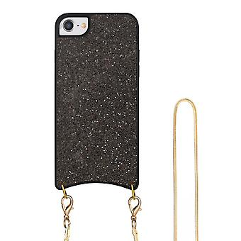 CaseGate phone chain for Apple iPhone 7 / 7S / 8 phone chain necklace case cover