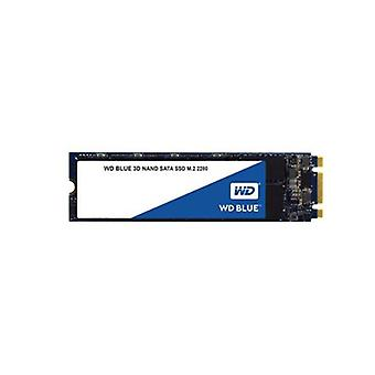 WD Blue 3D NAND SSD M.2 Form Factor SATA Interface 500GB