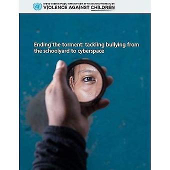 Terminando il tormento: affrontare il bullismo da scuola al cyberspazio