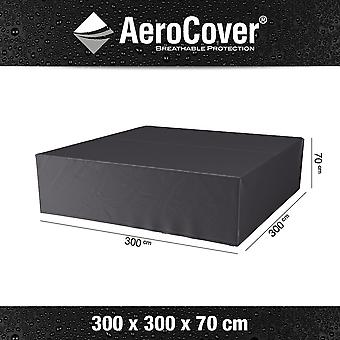 Strand 7 | Aerocover Lounge Set Cover Square 300x300x70 cm | Zubehör