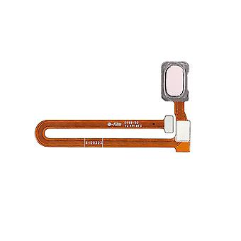 White / Gold Fingerprint Sensor for OnePlus 6 | iParts4u