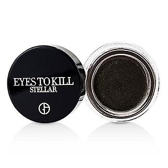 Giorgio Armani silmät tappaa tähtien pirteä korkea pigmentti silmien väri # 3 Eclipse 4g / 0.14oz