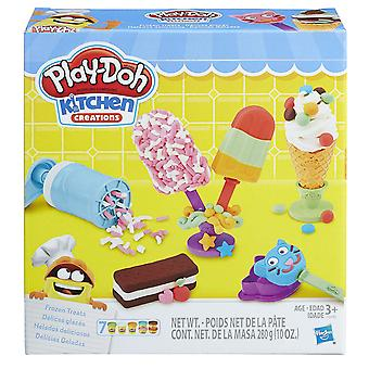 Play-Doh cuisine créations Frozen Treats