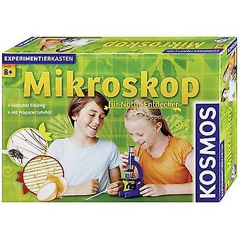 Kosmos Mikroskop für Natur-Entdecker 635213 Science kit 8 år og over