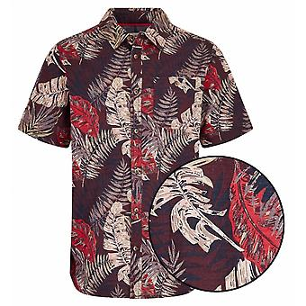 WEIRD FISH Weird Fish Hawaiian Short Sleeve Shirt