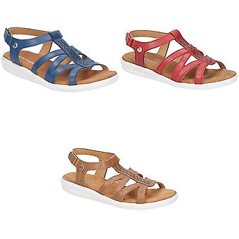 Hush Puppies Womens/Ladies Callie Touch Fastening Sandals