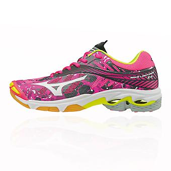Mizuno Wave Lightning -4 Donne's Court Scarpe