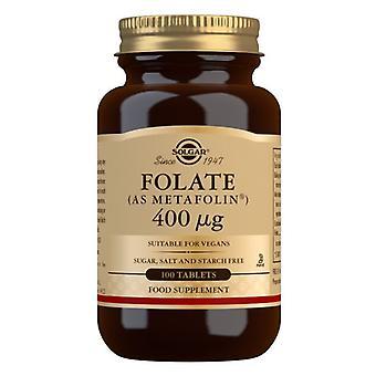 Solgar Folat 400ug Tabletten 100 (1941)