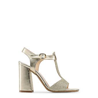 Made in Italia Original Women Spring/Summer Sandals - Yellow Color 28859