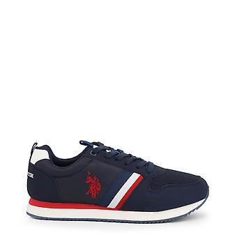 U.S. Polo Assn. Original Men Spring/Summer Sneakers - Blue Color 39260