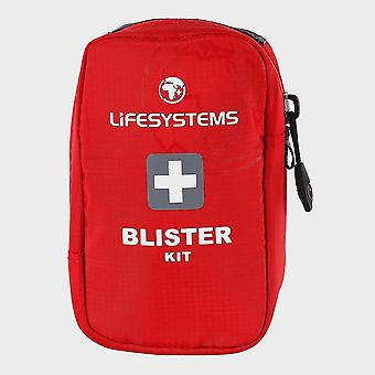 New Life Venture Blister First Aid Kit Outdoors Camping Red