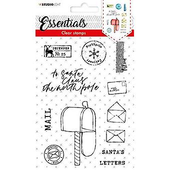 Studio Light Essentials A6 Stamps-