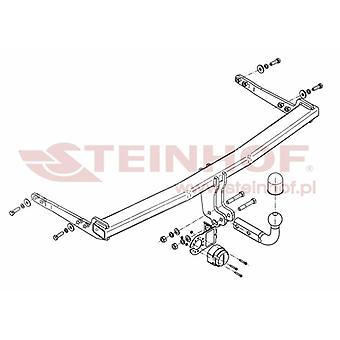 Steinhof Tow Bars And Hitches for GOLF SPORTSVAN 2014-2018