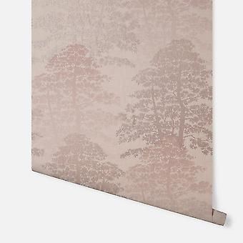 296600-Oasis Wood Blush-Arthouse tapet