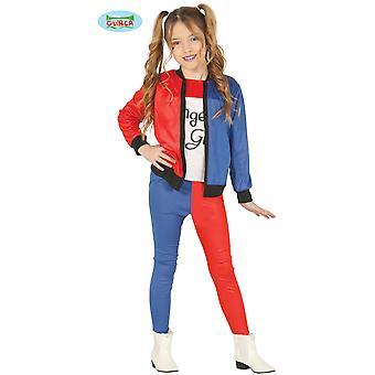 Pour enfants costumes costume d'halloween de Harley pour filles