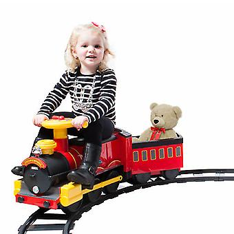 Rollplay Steam Train 6 Volt Battery Ride-On Brinquedo