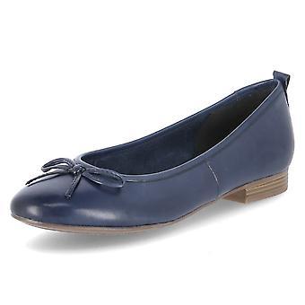 Tamaris Ballerinas 112211424805 universal todo ano sapatos femininos