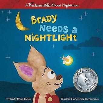 Brady Needs a Nightlight by Barlics & Brian