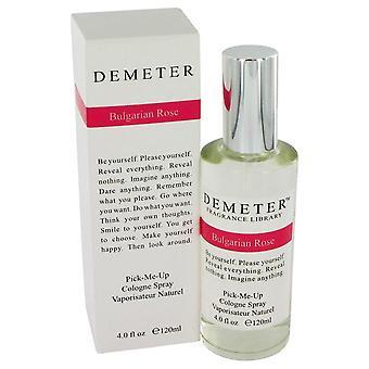 Demeter av Demeter Bulgarskrose Köln Spray 4 oz / 120 ml (Kvinner)