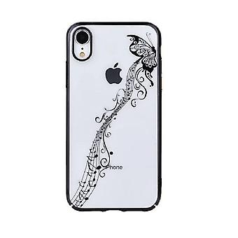 iPhone XS Max - DEVIA Papillon Series Crystal Case