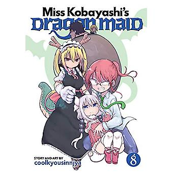 Miss Kobayashi's Dragon Maid Vol. 8 by coolkyousinnjya - 978162692994