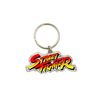 Official Street Fighter Classic Keyring / Keychain