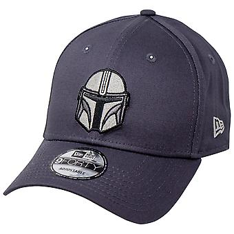 Star Wars Le Casque Mandalorian 9Forty Réglable New Era Hat