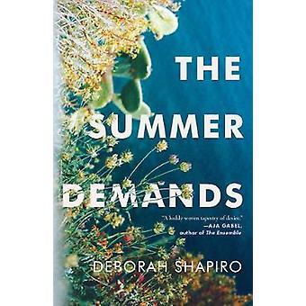 The Summer Demands by Deborah Shapiro - 9781948226998 Book