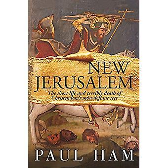New Jerusalem by Paul Ham - 9780143781332 Book