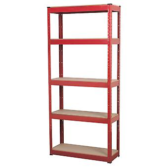 Sealey Ap6150 Racking Unit With 5 Shelves 150Kg Capacity Per Level