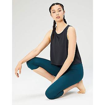 Core 10 Women's Spectrum Yoga High Waist Capri Legging - 19