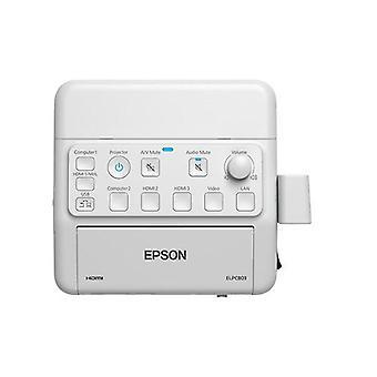 Epson-projektorin ohjausruutu