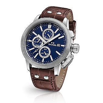 TW الصلب CE7009 الرئيس التنفيذي لشركة Adesso chronograph مشاهدة 45mm