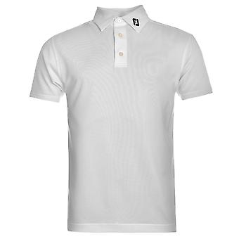 FootJoy Mens solides Polo Shirt