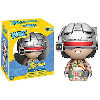 X-Men Wolverine Weapon X Dorbz