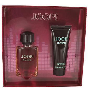 Joop Gift Set By Joop! 2.5 oz Eau De Toilette Spray + 2.5 oz Shower Gel