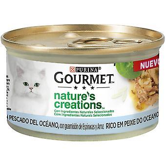 Gourmet Nature's Creations Mini Filetes Pescado del Océano (Cats , Cat Food , Wet Food)