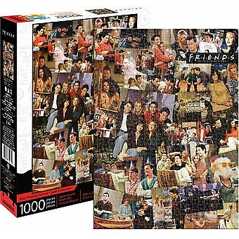 Friends TV Show Collage 1000 Piece Jigsaw Puzzle