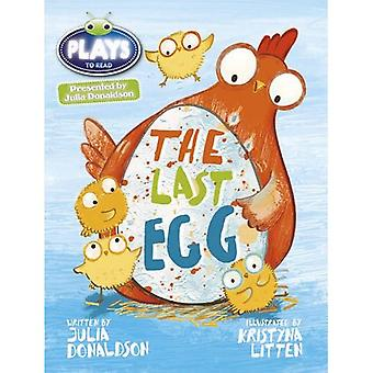 Julia Donaldson Plays the Last Egg (blue) (BUG CLUB)