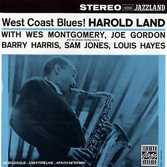Harold Land - West Coast Blues! [CD] USA import