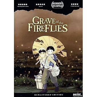 Grave of the Fireflies [DVD] USA import