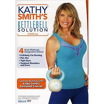 Kathy Smith - Kettlebell Solution Workout [DVD] USA import
