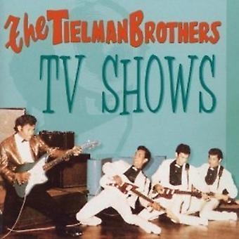 Tielman Brothers - Best of TV Shows [CD] USA import