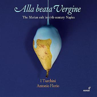 Alla Veata Vergine [CD] USA import
