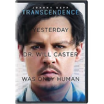 Transcendence [DVD] USA import
