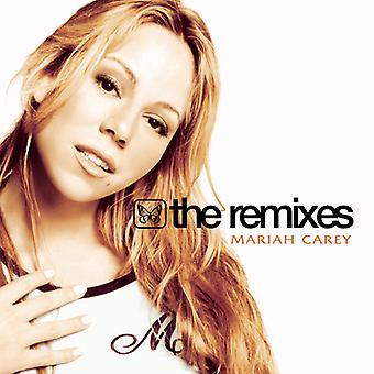 Mariah Carey - Remixes [CD] USA import